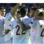 La Eurocopa / Eslovaquia-España en T5 lideró el miércoles con 52,7% y 5.997.000.