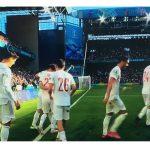 La prórroga de la Eurocopa: Croacia-España, Tele5, lideró el lunes con 8,2 millones de espectadores y  63%