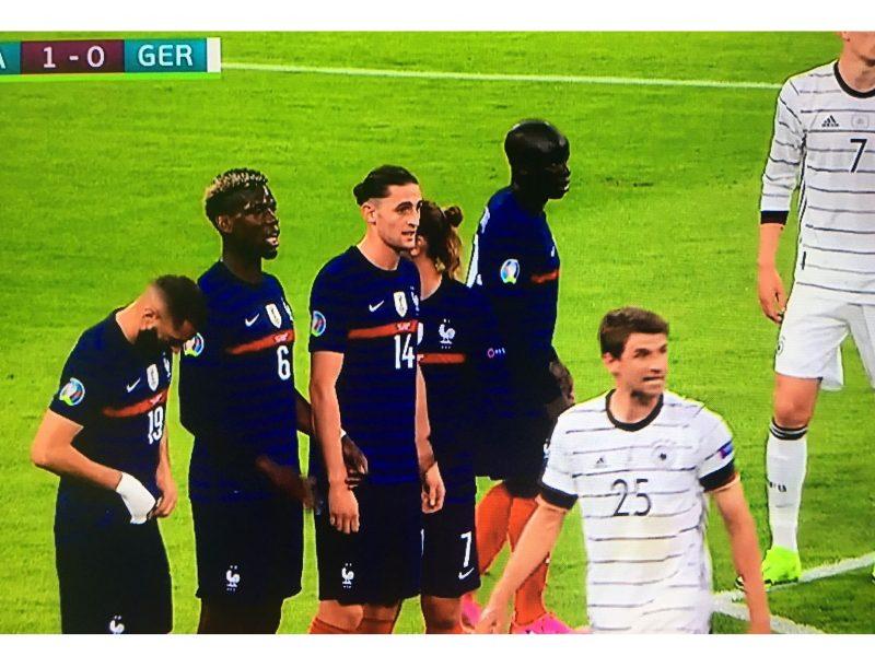 eurocopa, t5, Francia, alemania, programapublicidad