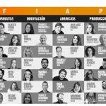FIAP 2021 presenta el Listado completo de 28 Jurados en paridad.