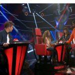 La Voz Kids: Audiciones, lider del fin de semana ,Antena 3, con 2,7 millones de espectadores y 21,9%.