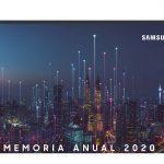 Samsung Electronics alcanza los 1.557 millones de euros en 2020 en España.