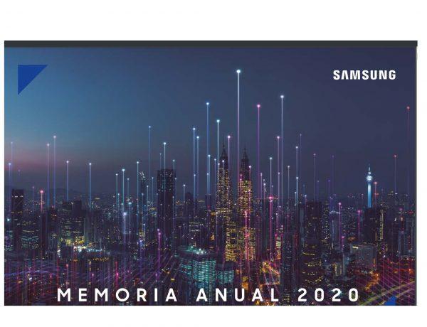 memoria, anucla 2020, samsung electronics ,programapublicidad