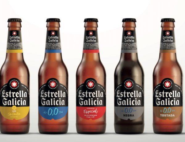 nuevas botellas, diseño, estrella Galicia, Hijos Rivera,programapublicidad
