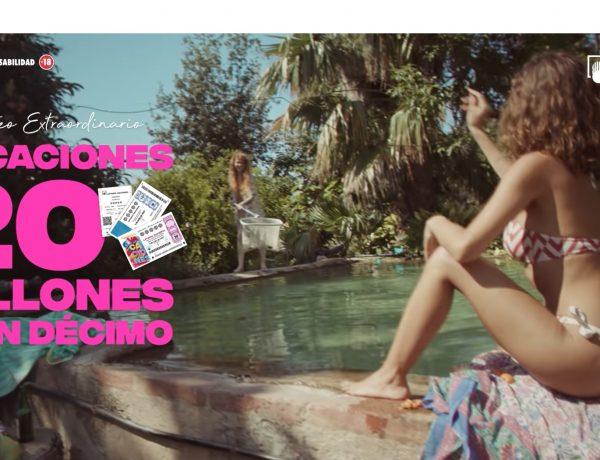 vacaciones , loterias, sorteo extraordinario, 20 millones, contrapunto,programapublicidad
