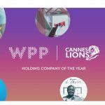 WPP holding de #canneslions2021. Read: «Mi ambición para WPP es ser la organización más creativa del mundo «.