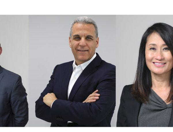 Alex Lubar , McCann Norteamérica; , Ghassan Harfouche, APAC , Ji Watson , CEO , Japón, programapublicidad