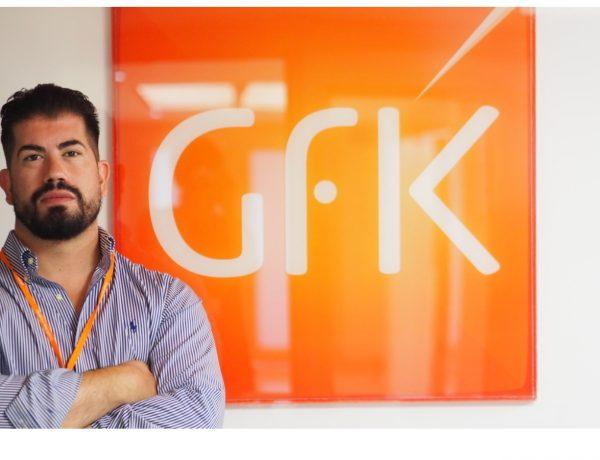 Enrique García, Senior Operations Manager ,GfK ,DAM, reforzando , equipo , medición ,audiencias digitales ,GfK, programapublicidad