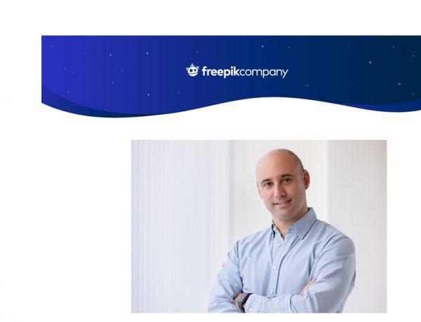 Francisco Javier González, director de Operaciones Freepik Company ,programapublicidad