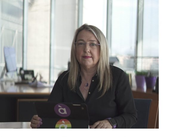 Mar Iglesias, nueva presidenta , FORTA, programapublicidad