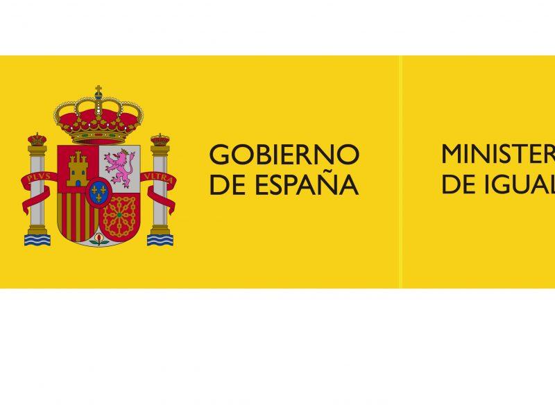 Ministerio , igualdad ,programapublicidad