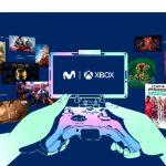 Movistar se adentra en la industria de los videojuegos de la mano de Xbox