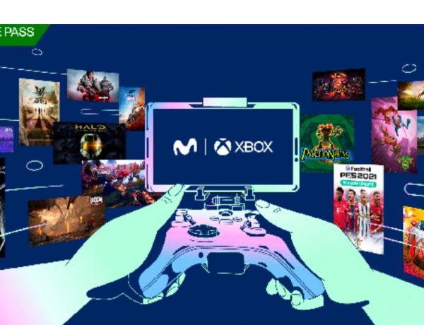 Movistar , industria , videojuegos , Xbox, programapublicidad