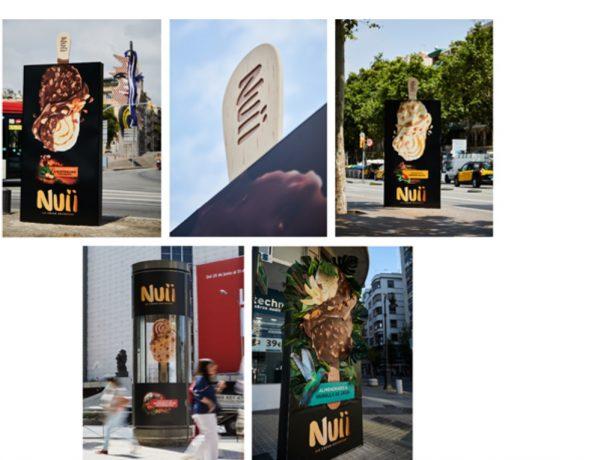 Nuii ,lanza ,campaña exterior ,anima ,consumidores ,probar ,helados, UM Studios, UM Thrive ,Content Studio ,Nestlé,programapublicidad
