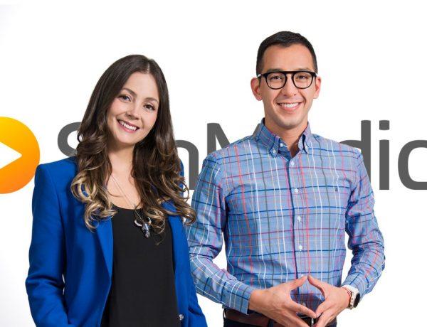 SunMedia , equipo , LATAM , Angélica Mayor , Fernando Sotelo , directores Comerciales, mejico, programapublicidad