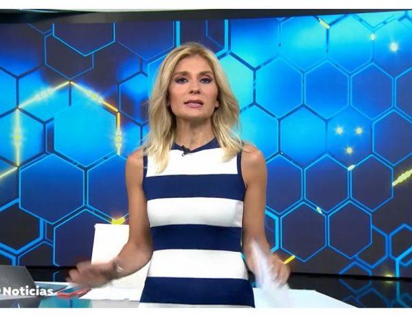 antena3 ,noticias1 , 27 julio , sandra, 2021, programapublicidad