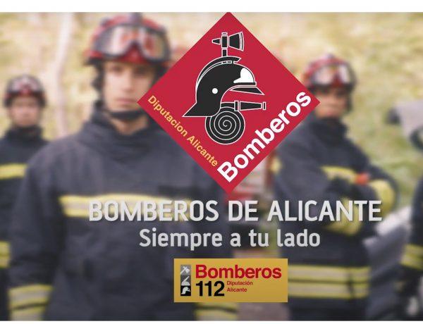bomberos, 112, alicante, equmedia, programapublicidad