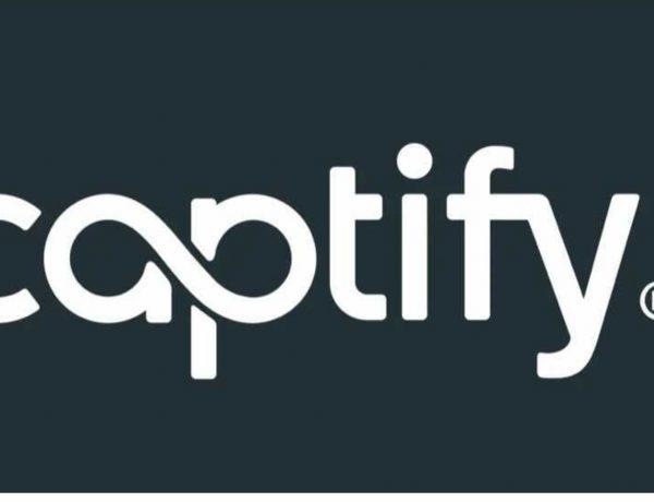 captify, logo, programapublicidad