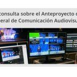 AEA trabaja en la consulta sobre el Anteproyecto de Ley General de Comunicación Audiovisual.