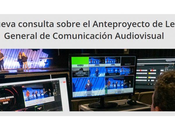 consulta ,aea, ley general ,comunicación audiovisual, programapublicidad