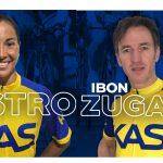 KASserá el refrescooficial de La Vuelta 2021