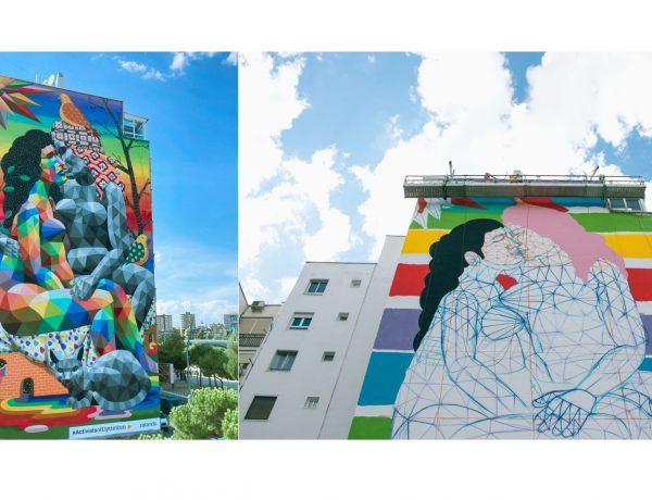 okuda, san miguel, madrid, ymedia, street art, programapublicidad