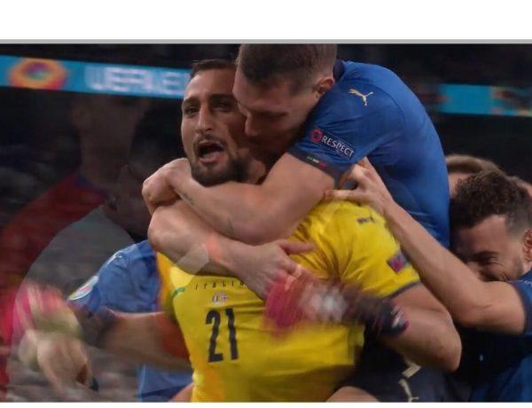 penalties, Italia-Inglaterra ,domingo,Tele5, , 11 julio 2021, programapublicidad