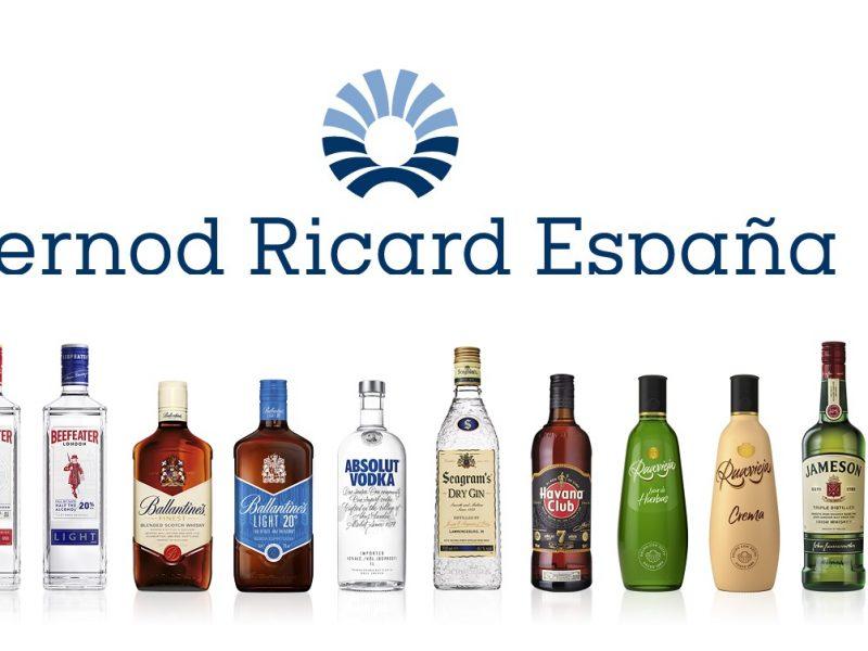 pernod ricard españa, bodegon,programapublicidad