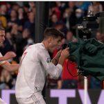 Los penaltis de la Eurocopa / Italia-España, T5, líderes del martes con 13,9 millones de espectadores y 71,9%.