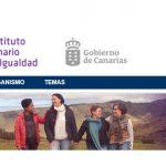 Concurso de medios de 214.859 euros del Instituto Canario de Igualdad.