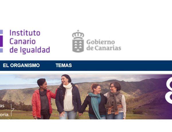 Instituto, Canario ,Igualdad., programapublicidad