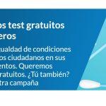 OCU lanza campaña de gratuidad de test COVID y evitar discriminación