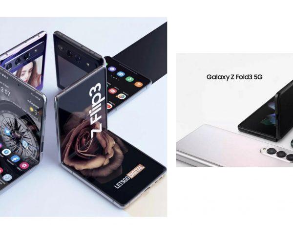 flexible, Z Fold 3 5G , Z Flip 3 5G,, samsung, programapublicidad