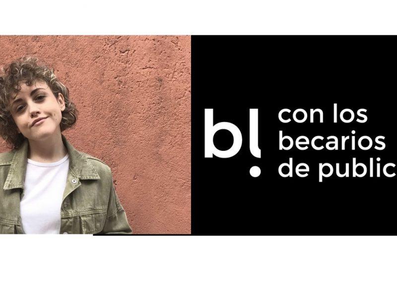 bl, becarios, publicidad, logo, Mariajo Jiméne, programapublicidad