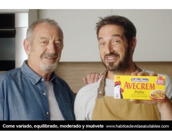campañas ,protagonizadas ,Karlos Arguiñano, Joseba, su hijo, Carmen Machi ,VMLY&R ,Gallina Blanca, programapublicidad