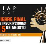 FIAPextiende inscripciones hasta el15 de agosto.