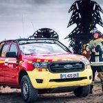 El último vídeo de Ford «Lifesavers» homenaje a héroes franceses contra el fuego.