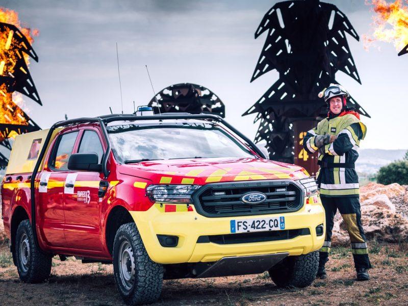 vídeo ,Ford , Lifesavers , héroes ,franceses , lucha , contra el fuego , incendios, programapublicidad