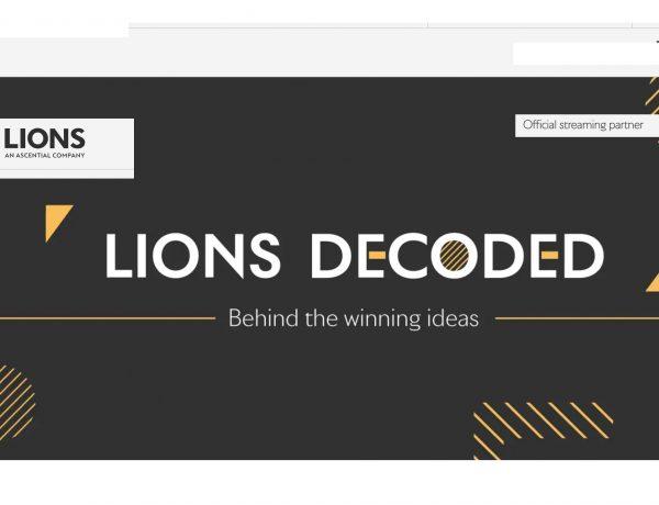 Cannes Lions , International Festival of Creativity, LIONS Decoded, programapublicidad
