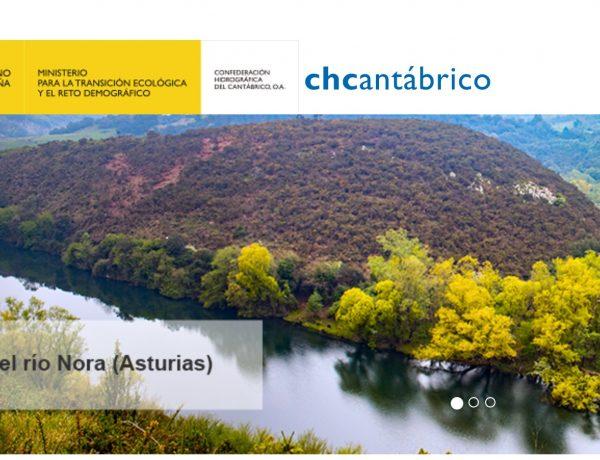 Confederación ,Hidrográfica ,Cantabrico, Ministerio, trasición, Ecologica, programapublicidad