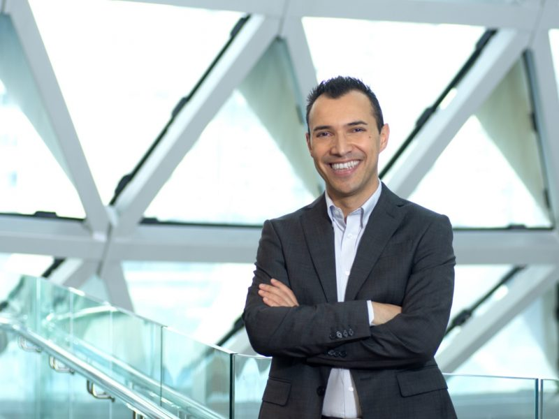 Davide Fanelli, director general , GSK , Consumer Healthcare , España