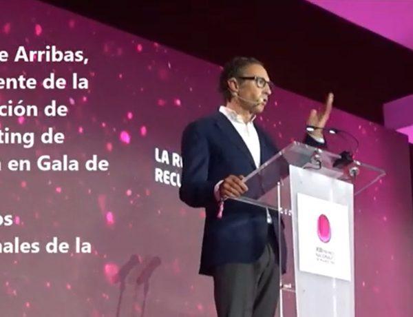 Enrique Arribas , Gala de los Premios Nacionales de la MKT, santander, mkt, programapublicidad