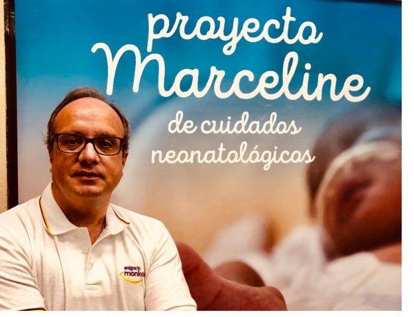 Gabriel González-Andrío, Head of Marketing, Fundación ,Amigos , Monkole