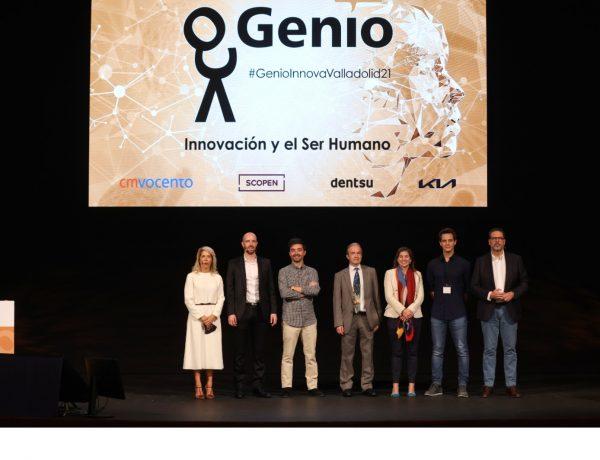 #GenioInnovaValladolid2021, Innovación , ser Humano, programapublicidad