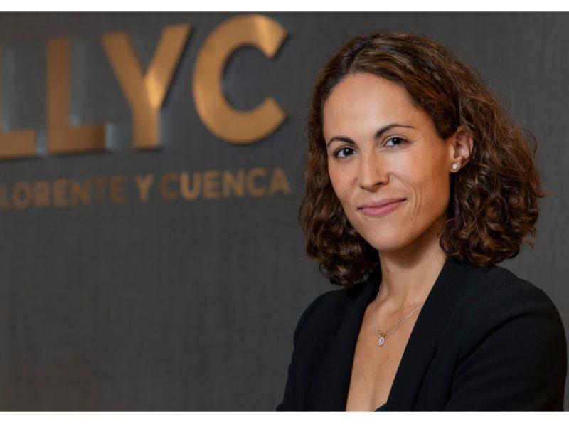 Isis Boet, Directora ,área Digital , LLYC Barcelona ,programapublicidad