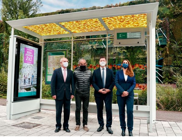 JCDecaux, publicidad exterior, amplia oferta en Vitoria