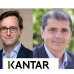 Guillaume Bacuvier director División Worldpanel de Kantar. Sustituye a Montserrat nuevo Chairman