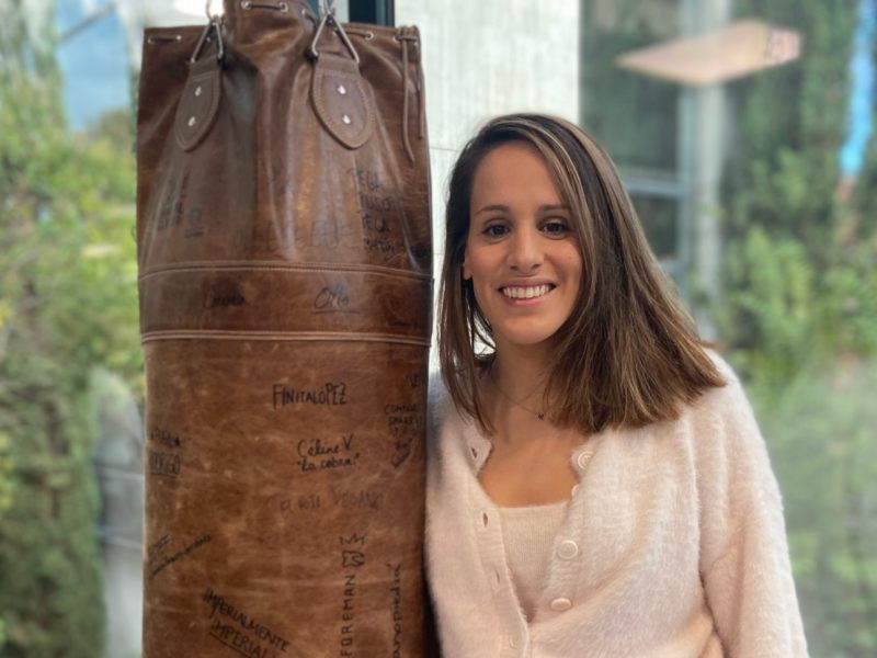 María Cordero , equipo creativo ,agencia ,El Ruso de Rocky , Senior , Creative , Copywritter., programapublicidad