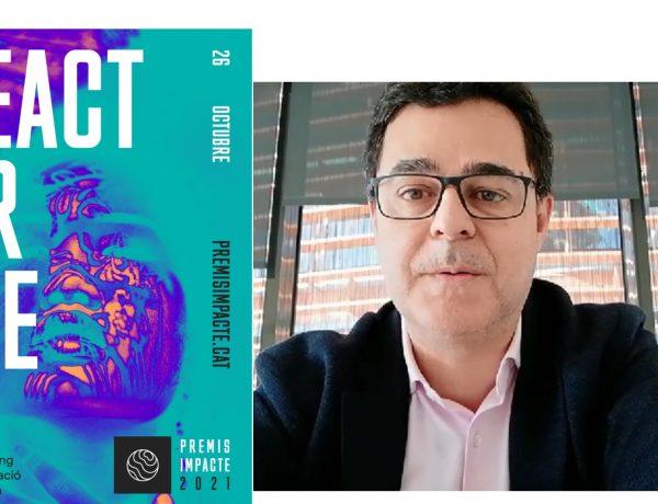 Miquel Campmany, Comunicación ,Marketing de Nestlé, director ,Premis Impacte 2021, programapublicidad