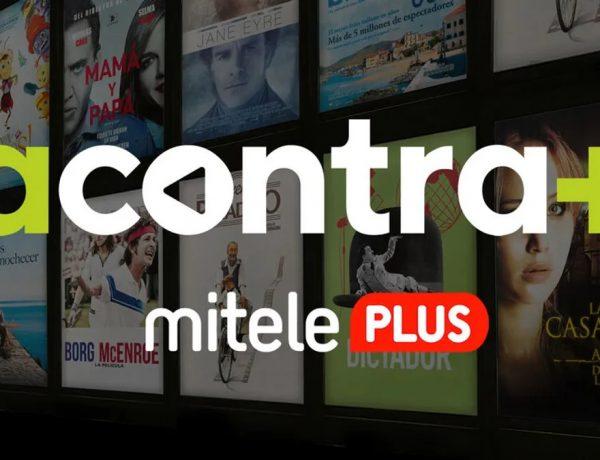 Mitele PLUS ,inaugura ,canal ,cinematográfico ,AContra+ ,programapublicidad
